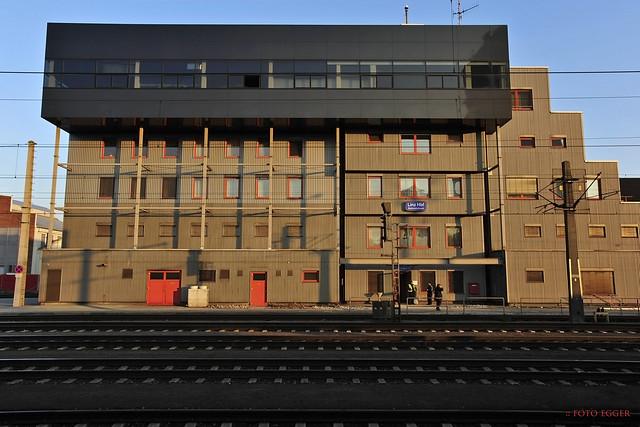 ÖBB Zentralstellwerk Linz Hbf european railways (c) Bernard Egger :: rumoto images 7264