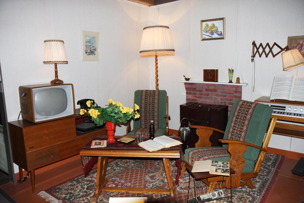 Jaren 60 Interieur.Interieur Jaren 60 Museum Van De Twintigste Eeuw In Hoorn
