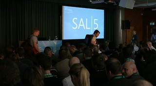 TechDays 2011: Sal 5 | by Microsoft Sweden