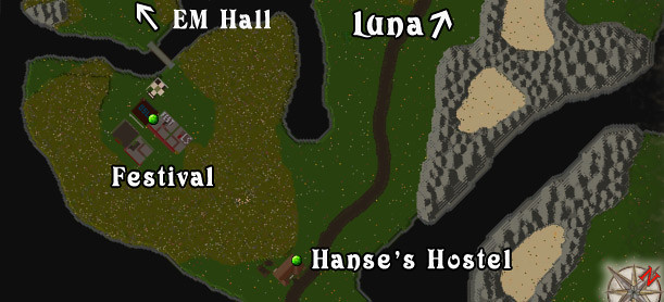 Ultima Online - Lake Superior Rares Festival 2011 - Map | Flickr