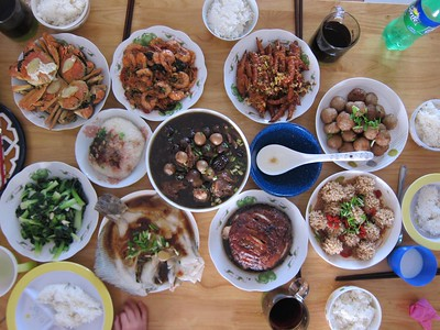 Chinese New Year 2011 – Lunch