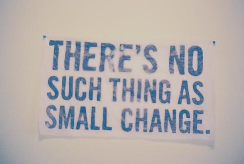 Change. | by chintermeyer