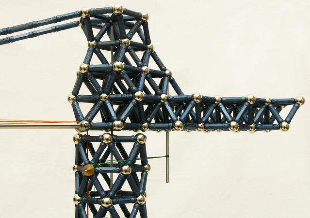 Geomag Mechanics: Tower Crane 5/5