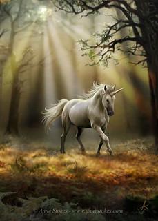 Unicorn | by mysticpagan