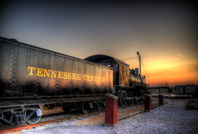 Tennessee Central 2, Depot Museum, Cookeville, TN