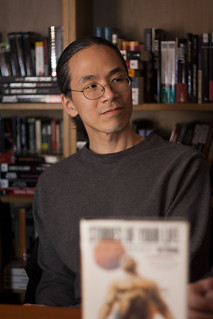 Ted Chiang | by Arturo Villarrubia