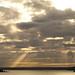 Major god-rays going on at sunset. /   Pentax K-7 / FA 77mm Ltd