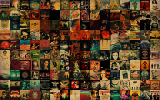 CD Album Covers Wallpaper_Angle | by halseike