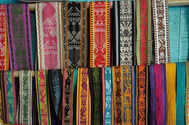 Zapotec Weavings Oaxaca