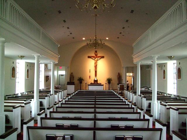 St. Joseph Catholic Church, Pomfret, MD