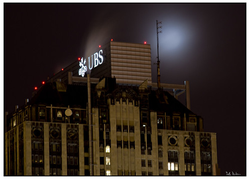 UBS Supermoon | by swanksalot