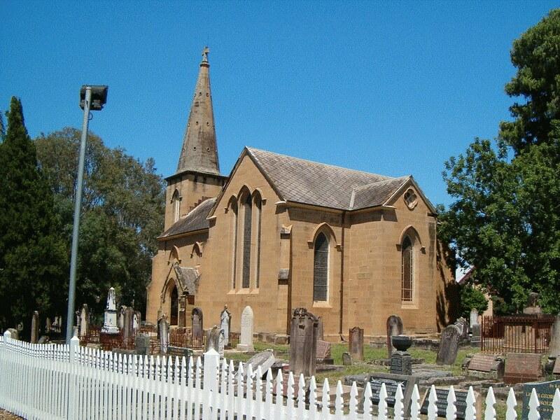 St Paul's Cobbitty NSW