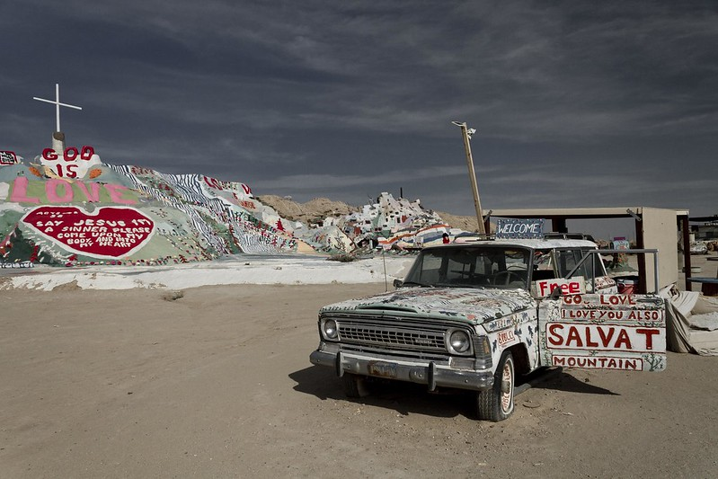 Salvation Mountain #1