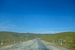 Driving to Nurata