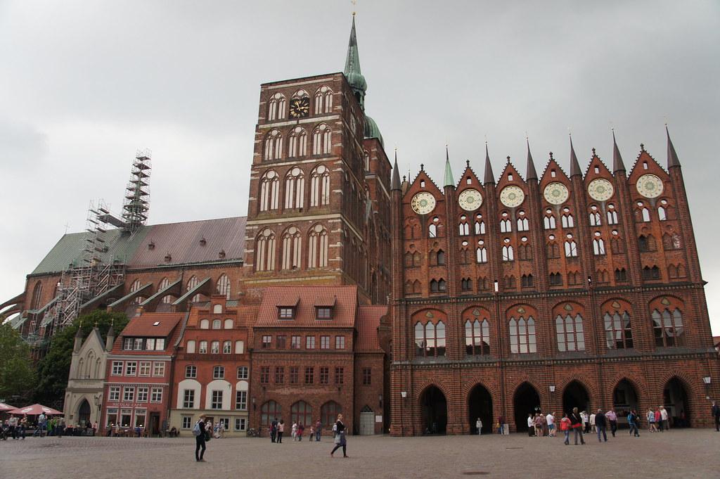 Stralsund, Germany, June 2015