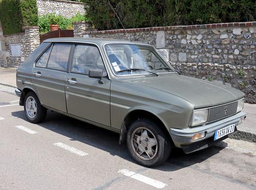 Peugeot 104 GLS | by Spottedlaurel