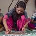 Women Produce Handicrafts