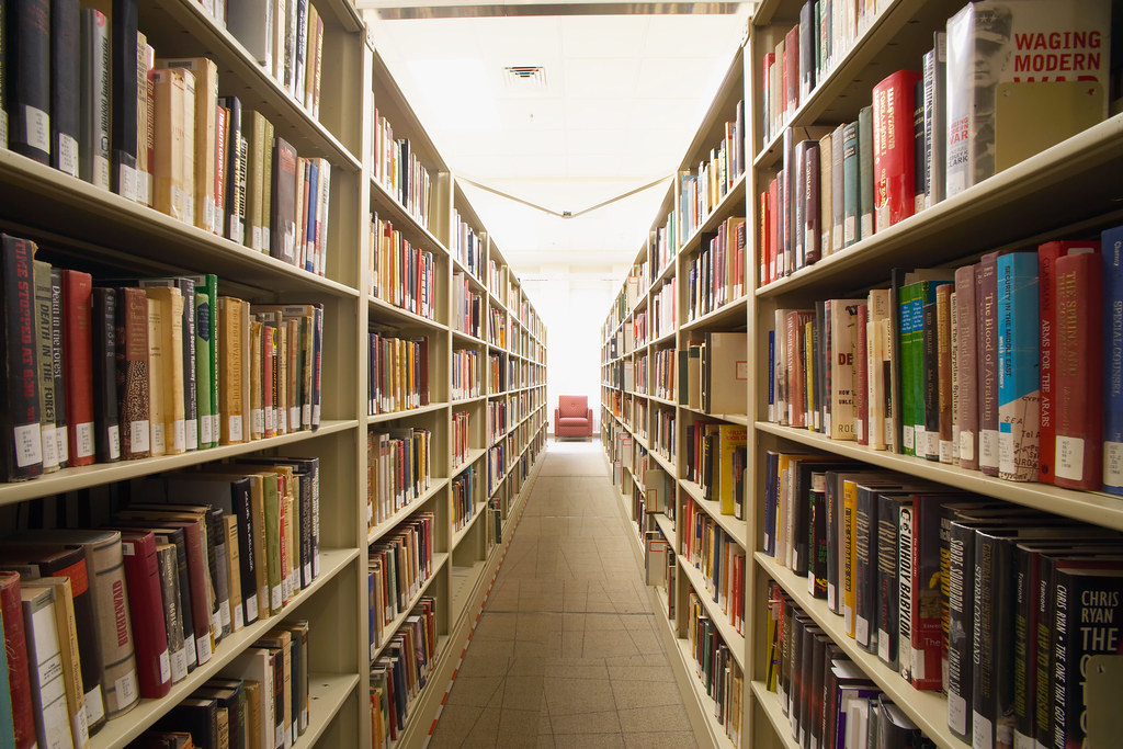 CIA Library   The CIA's library is a valuable resource to Ag…   Flickr