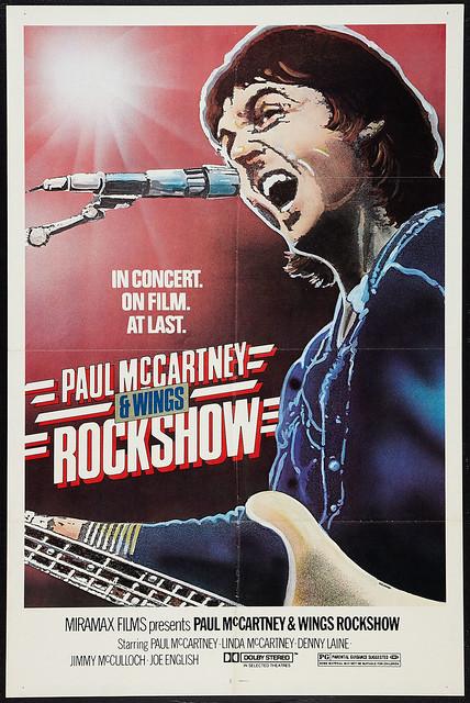Rockshow - 1980