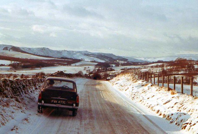 Upper Coquetdale, Northumberland, 1969