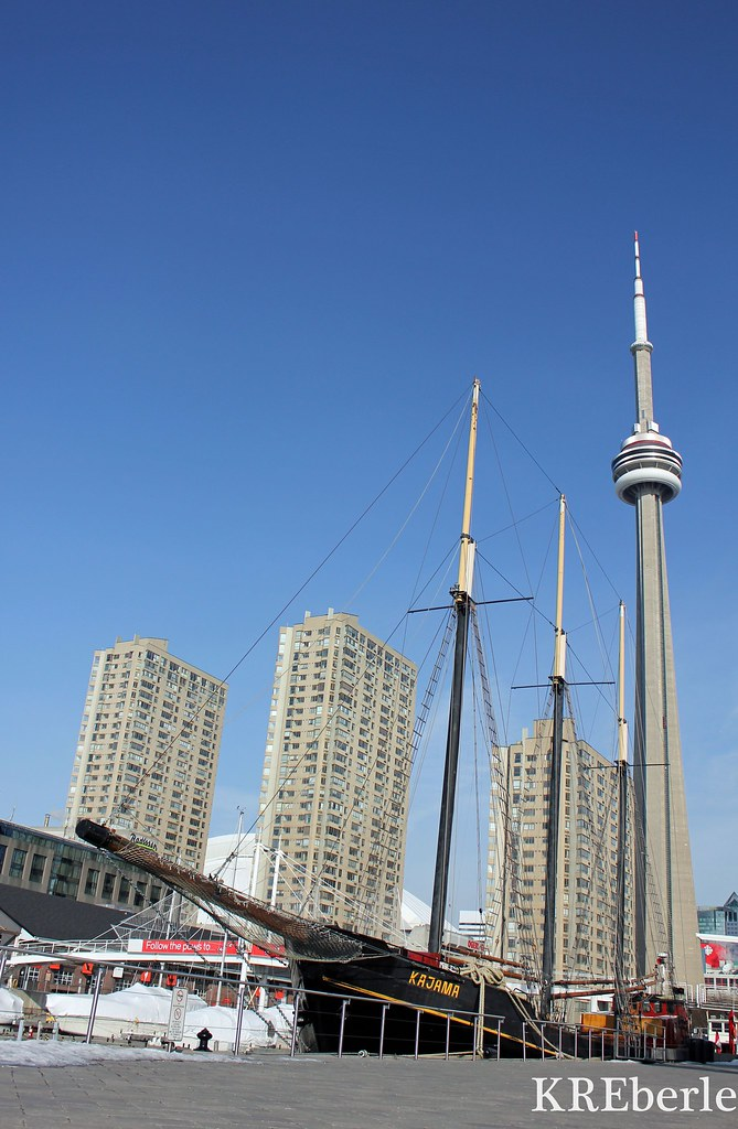 Kajana Cn Tower Toronto Canada The Kajana One Of The Flickr