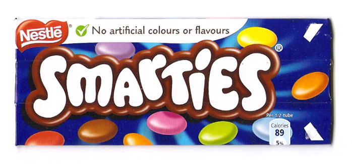 Nestle Smarties Candy Box | Gregg Koenig | Flickr
