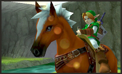 Ocarina of Time 3DS screenshots | by gamesweasel
