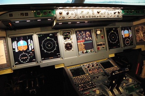 SSJ100 Flight Training Device | by SuperJet International