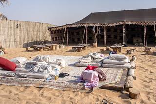 Dubai desert. Camp | by Tigra K