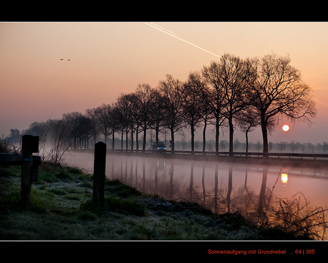 64/365 Sonnenaufgang