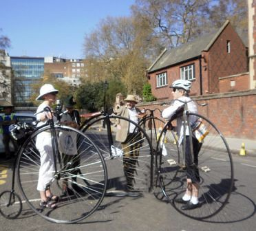 Tweed run April 2011 | by camdenphotos
