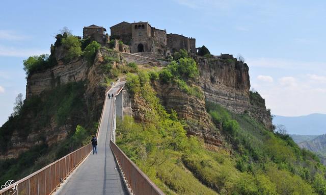 Civita di Bagnoregio: Uno dei Borghi più belli d'Italia
