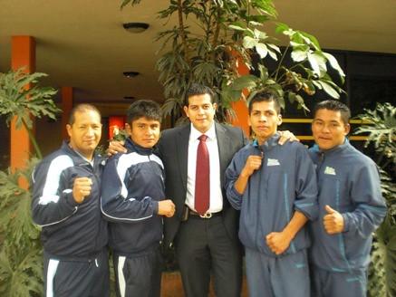 BOXEO 3 Exitoso Dual Meet contra Hidalgo