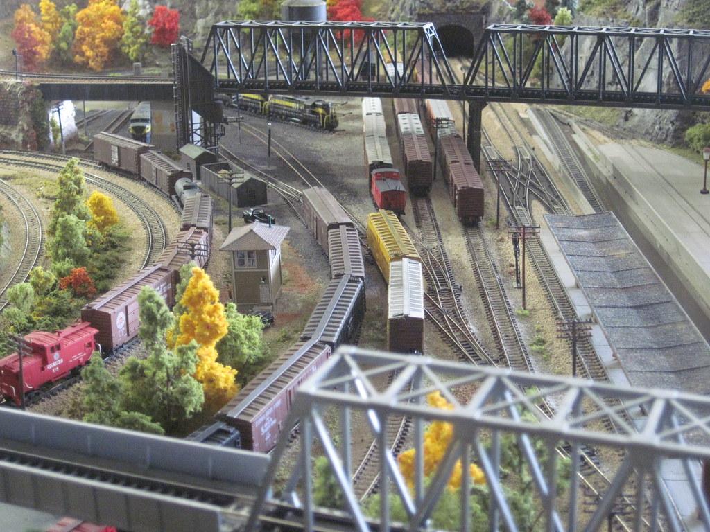 Nscale, Model, Train Layouts   David's outskirts of Atlanta …   Flickr