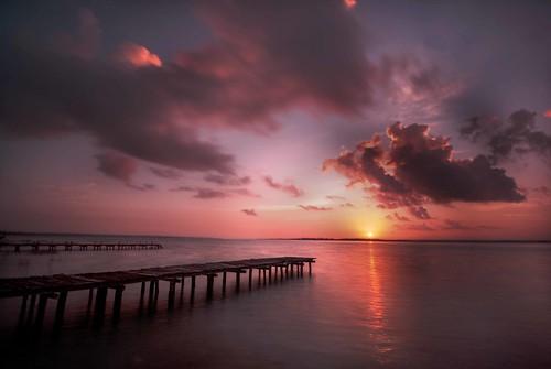 sunset on grandeur
