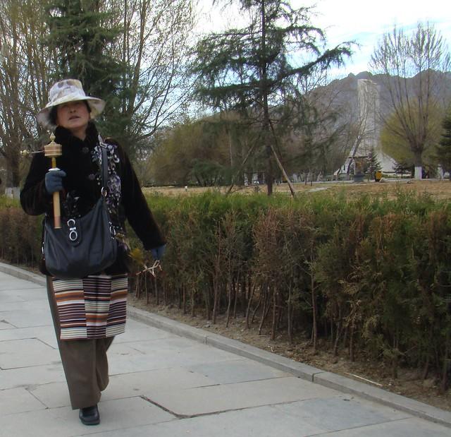 Su gente Tibet 016