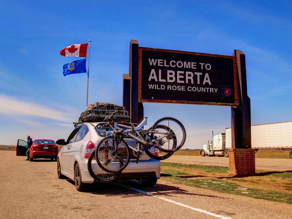 3400km Trip to Calgary