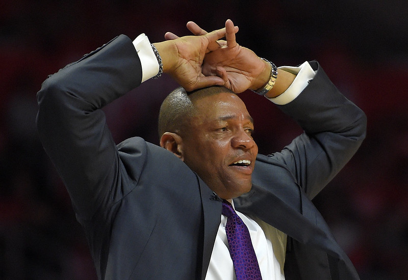 Doc Rivers。(達志影像資料照)