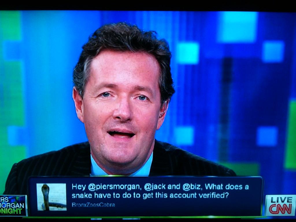 Bet on Piers Morgan