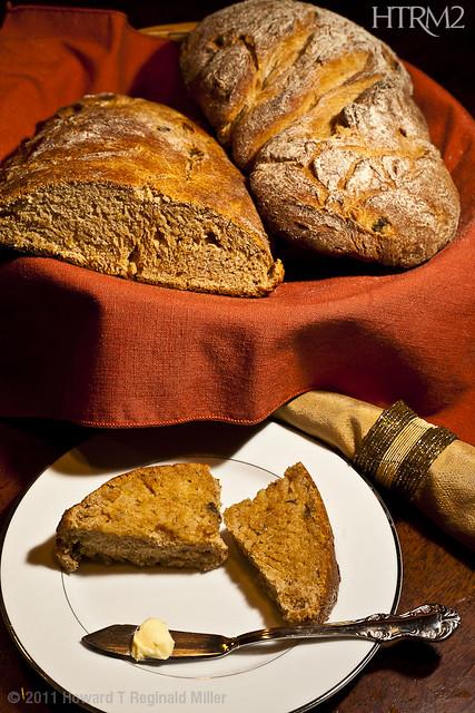 Fresh-Baked Bread at Niecy's in Upper Marlboro