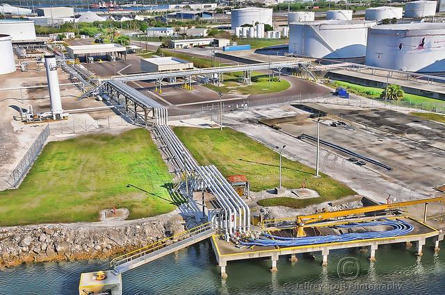 PetroChemical Plant in Tampa, FL.
