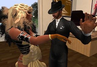 Arrabal best tango club in SL