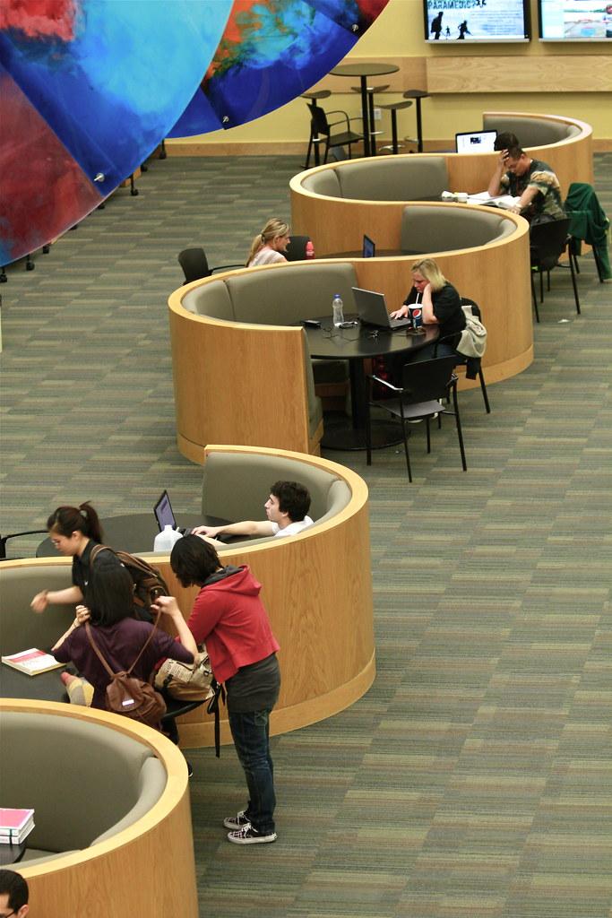 Groovy Uvu Library Cafe Seating Utah Valley University In Orem U Download Free Architecture Designs Intelgarnamadebymaigaardcom