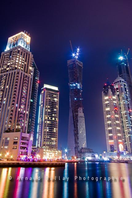 Infinity colors - Dubai Marina