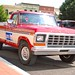 A replica of Sam's Truck at the Walmart Visitor Center by micahlaney