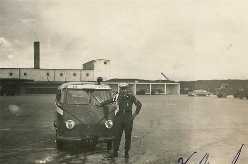 U.S.A.F Air Police Kombi