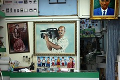 Photo processing shop in Little India -  Singapore