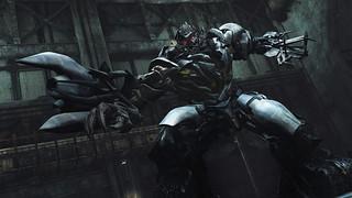 Transformers DOTM - Megatron corridors | by gcacho