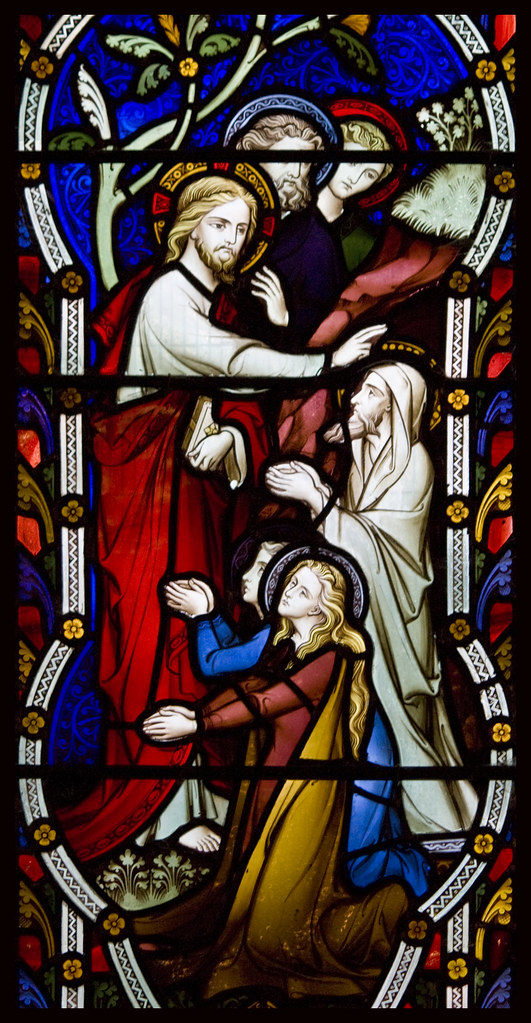 Jesus calls Lazarus to Life |