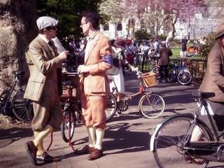Tweed run April 2011